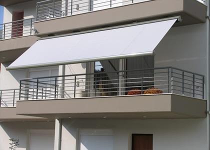 tende da sole per balcone with tendoni per terrazzi