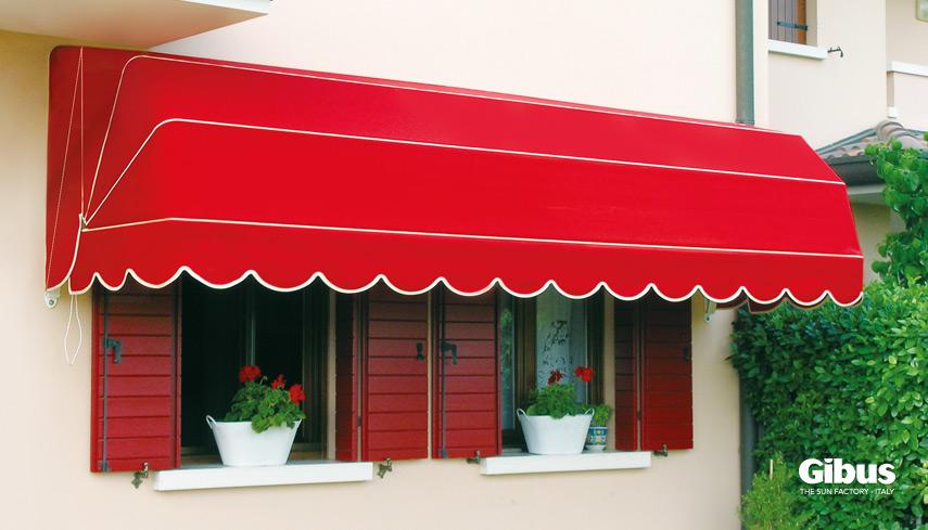 Tende da sole per negozi e vetrine gibus atelier sardegna - Tende da sole per finestre ...