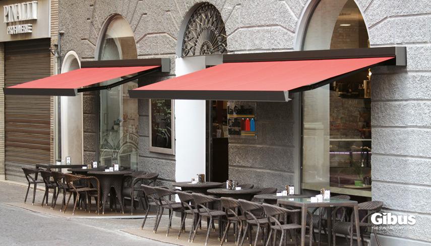 Coperture per ristoranti gibus atelier sardegna - Ristorante la finestra padova ...