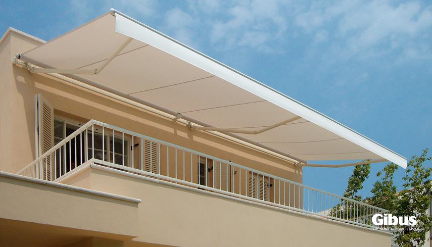 Tende da sole per case residenziali atelier gibus sardegna for Design per la casa residenziale