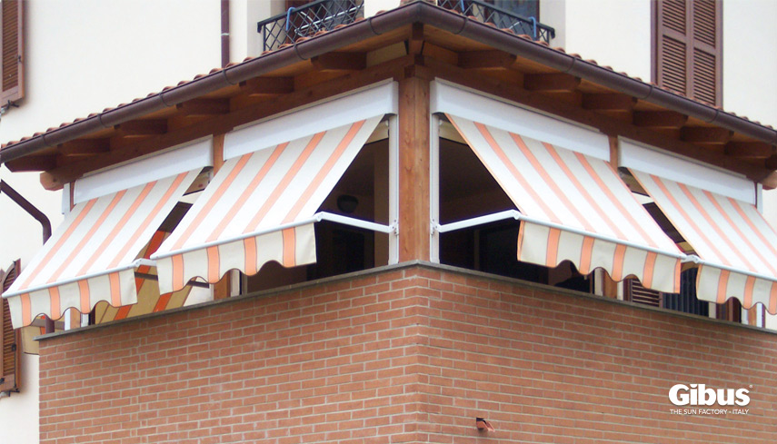 Chiusure laterali Duetto Gibus - Atelier Sardegna
