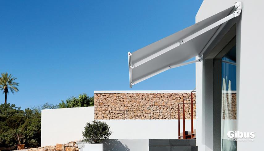 Tende da sole a bracci | Atelier Gibus Sardegna