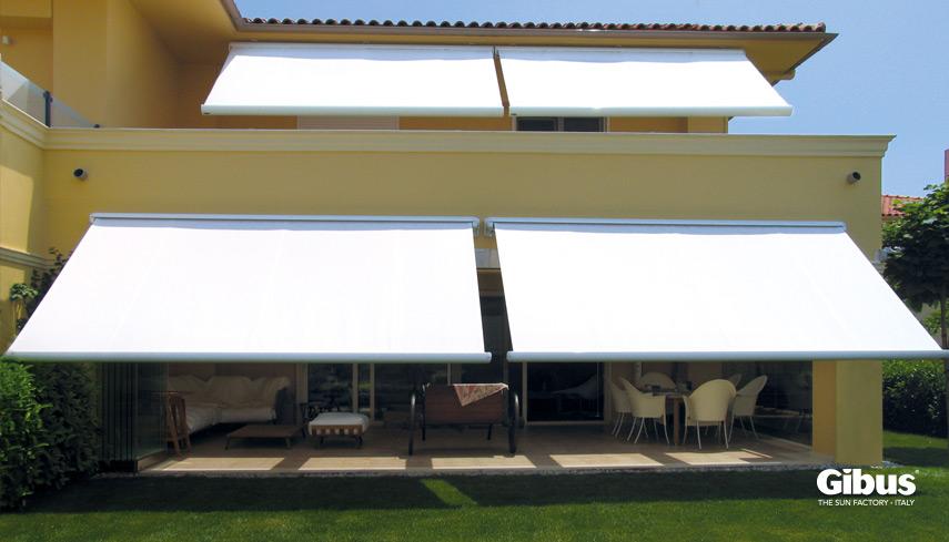 Tende da sole scrigno gibus atelier sardegna for Tende da esterno obi