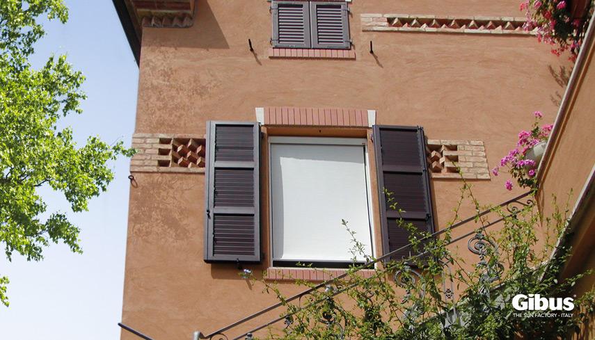 Tende Per Finestra Singola : Tende da sole per finestre