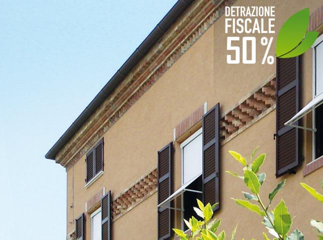 Tende a finestra tf4 gibus atelier sardegna - Detrazione fiscale per rifacimento bagno ...