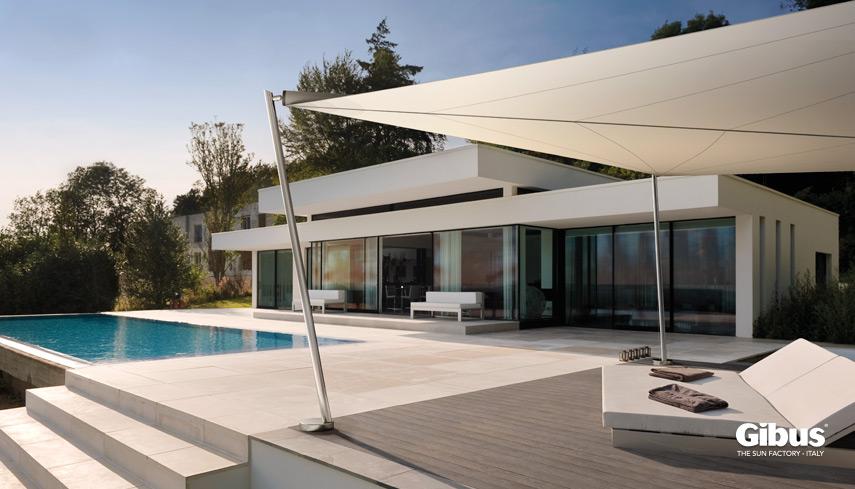 Tenda A Vela Per Terrazzo : Vele avvolgibili velenda libre gibus atelier sardegna